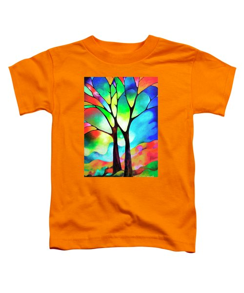 Two Trees Toddler T-Shirt