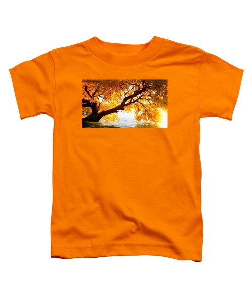 Under The Yellow Tree Toddler T-Shirt