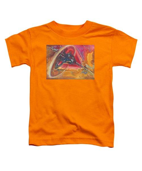 Universal Heart Toddler T-Shirt