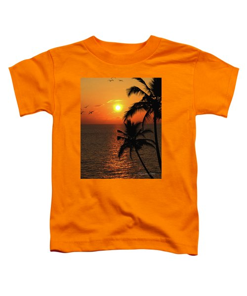 Unknown Paradise Toddler T-Shirt