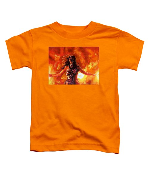 Unleashed Toddler T-Shirt