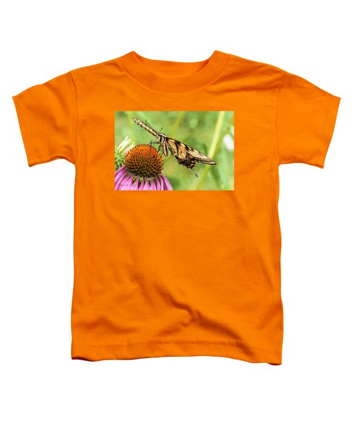 Untitled Butterfly Toddler T-Shirt