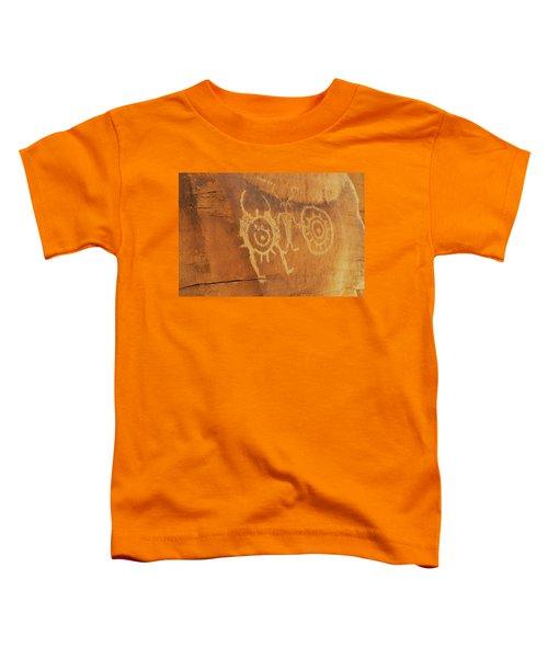 Utah Rock Art II Toddler T-Shirt
