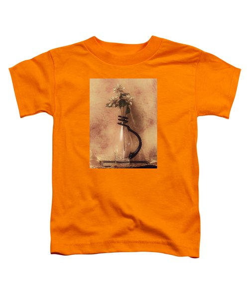 Vase Of Gold Toddler T-Shirt