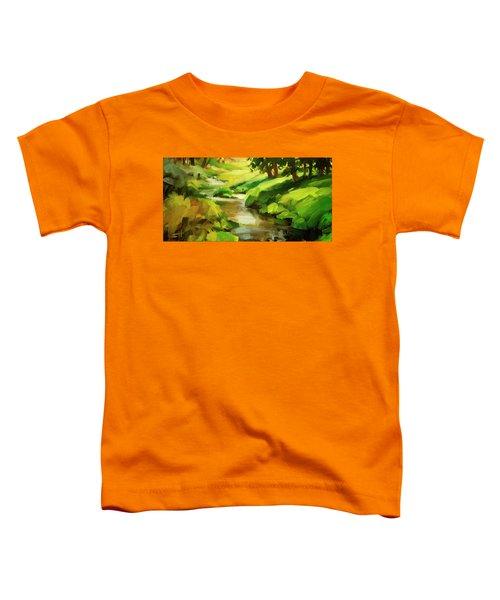 Verdant Banks Toddler T-Shirt