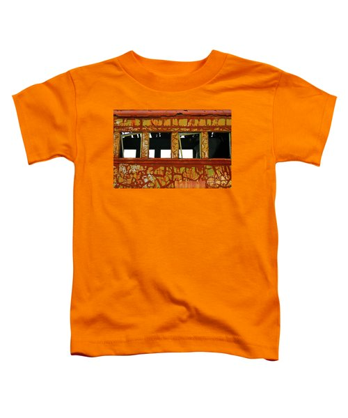 Vintage Railcar Toddler T-Shirt