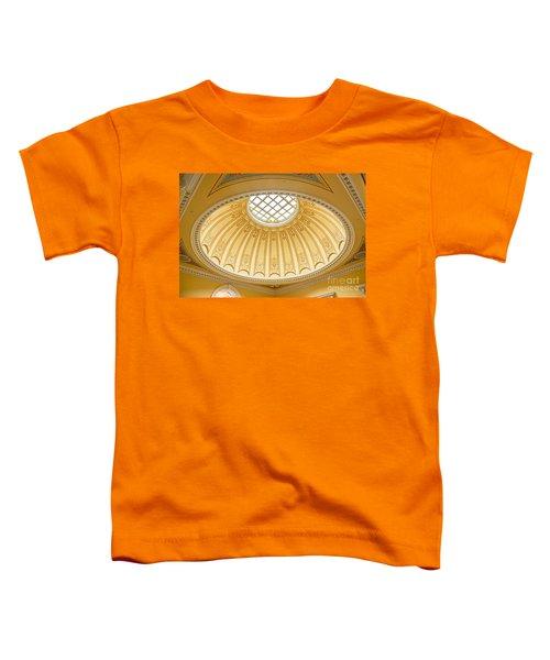 Virginia Capitol - Dome Profile Toddler T-Shirt