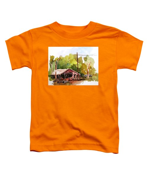 Virginia Saw Mill Toddler T-Shirt