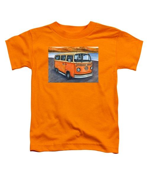 Ryan's Magic Bus Toddler T-Shirt