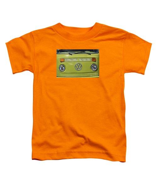 Vw Bus Vintage Toddler T-Shirt
