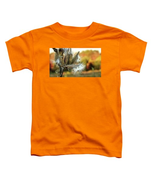 Toddler T-Shirt featuring the photograph Waiting On The Wind by Andrea Platt