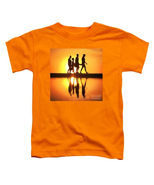 Walking On Sunshine Toddler T-Shirt