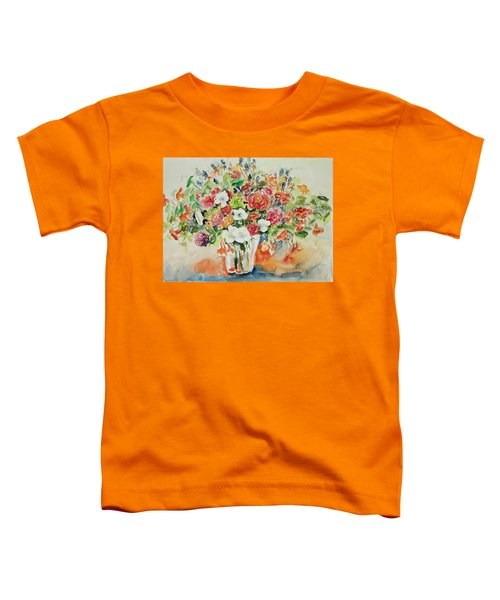 Watercolor Series 23 Toddler T-Shirt