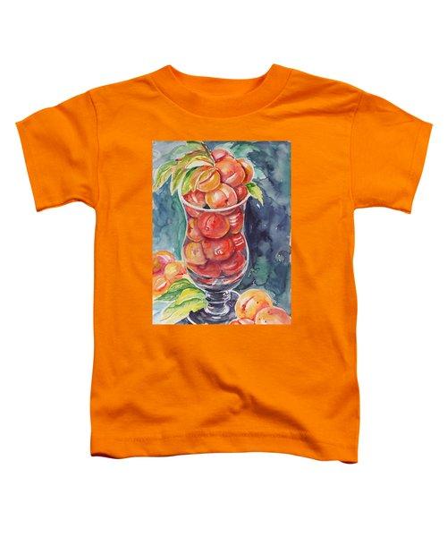 Watercolor Series No. 214 Toddler T-Shirt