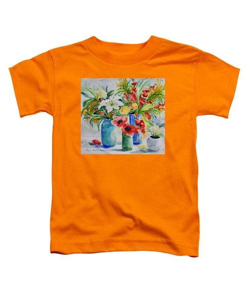 Watercolor Series No. 256 Toddler T-Shirt