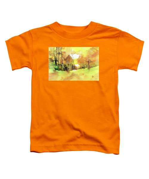 Welcome Winter Toddler T-Shirt