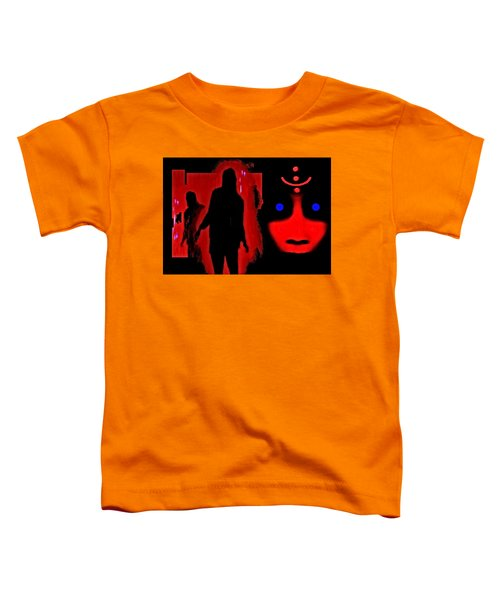 Who  Goes  There ? Toddler T-Shirt