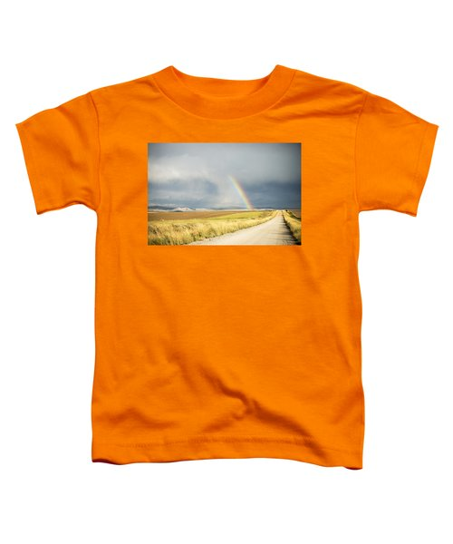 Wide Open Spaces Toddler T-Shirt