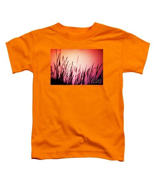 Wild Grasses Toddler T-Shirt