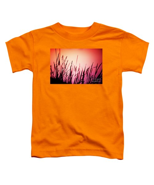 Wild Grasses Toddler T-Shirt