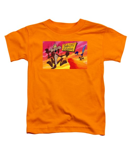 Wile E Coyote Toddler T-Shirt