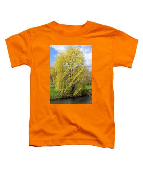 Wind In The Willow Toddler T-Shirt