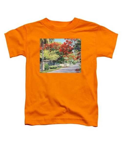 Windsor Avenue Toddler T-Shirt