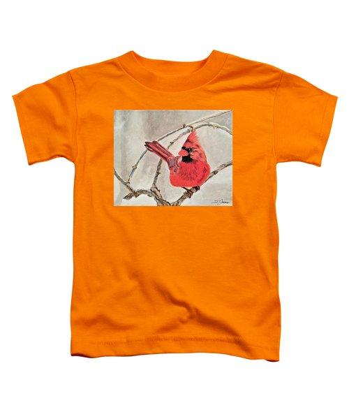 Winter Sentinal Toddler T-Shirt