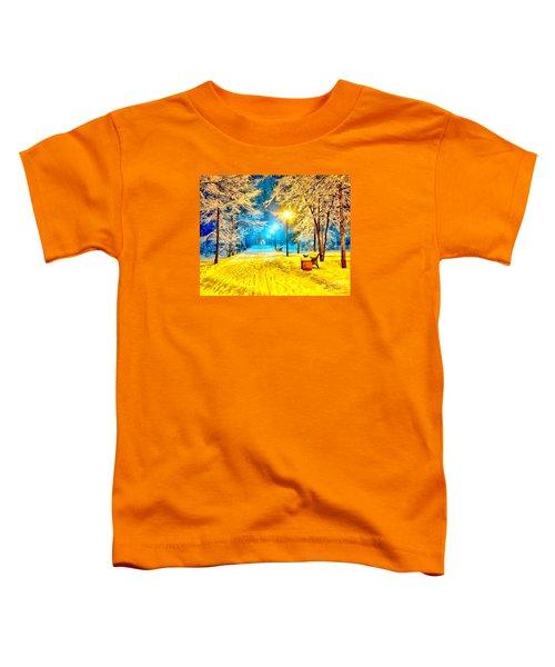 Winter Street Toddler T-Shirt