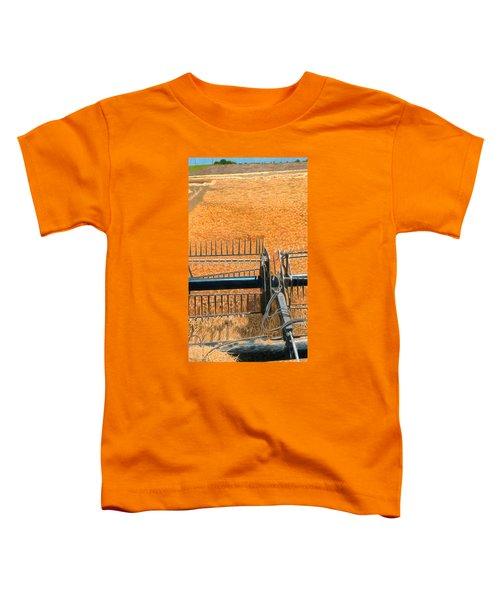 Summer Wheat Toddler T-Shirt