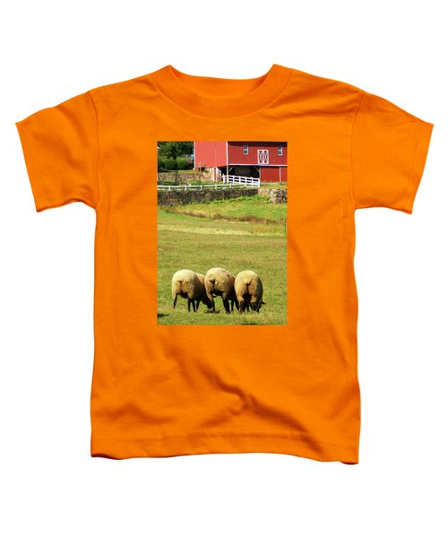 Wooly Bully Toddler T-Shirt