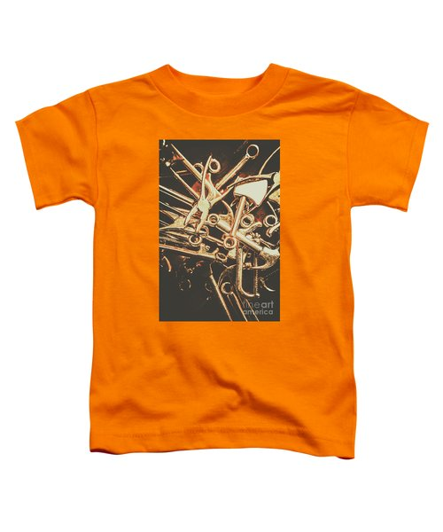 Workshop Abstract Toddler T-Shirt