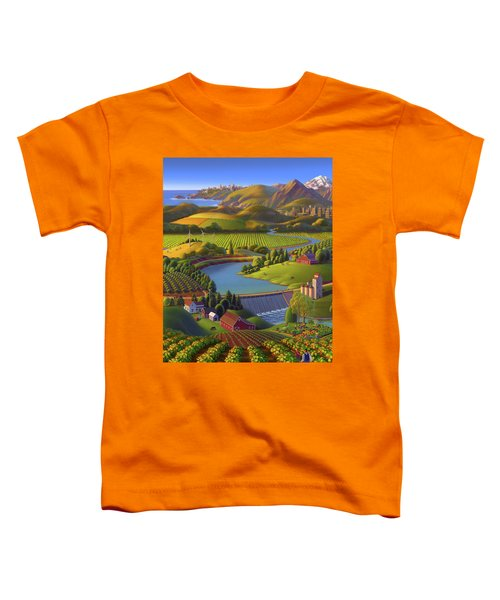 Washington State University  Anniversary Poster  Toddler T-Shirt