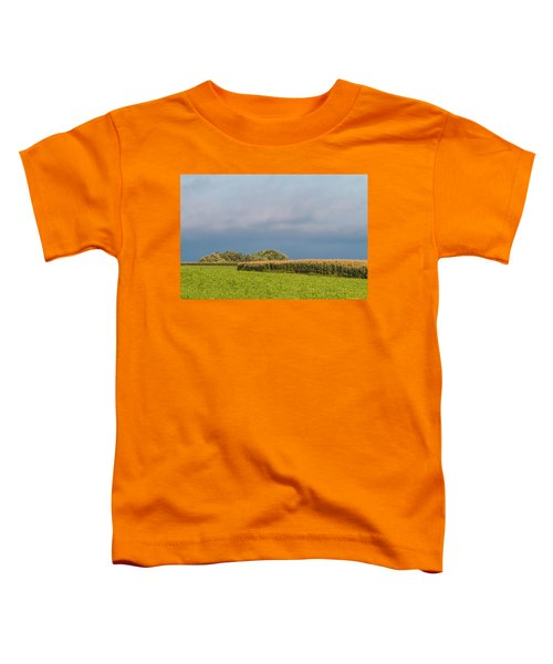 Farmer's Field Toddler T-Shirt