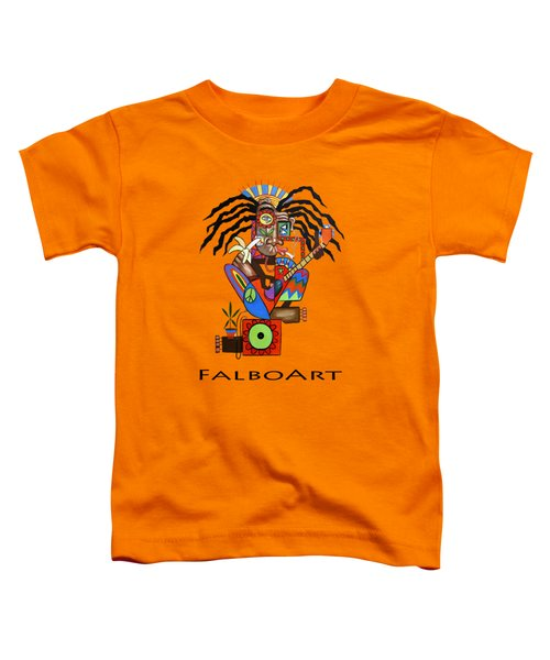 Ya Man 2 No Steel Drums Toddler T-Shirt