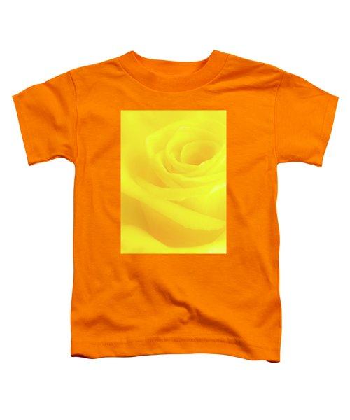 Yello Rose Toddler T-Shirt