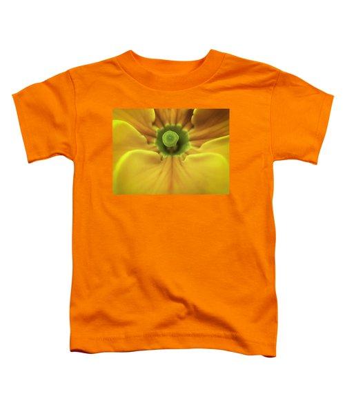 Yellow Toddler T-Shirt
