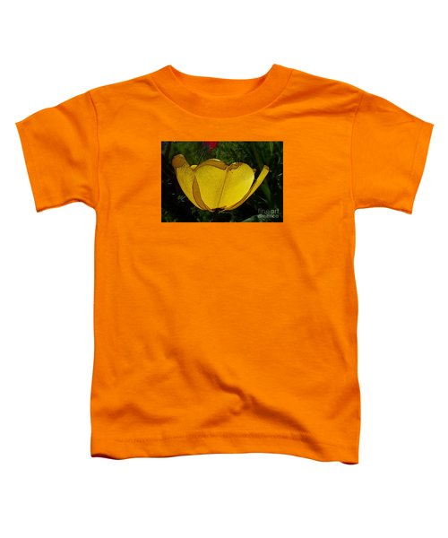Yellow Tulip 2 Toddler T-Shirt