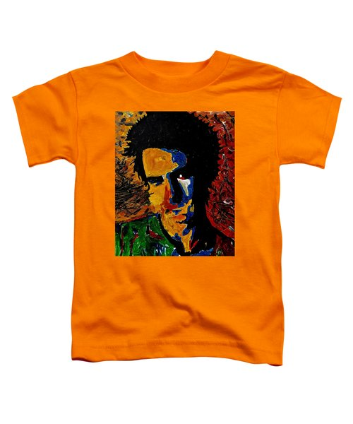 Young Sid Vicious Toddler T-Shirt