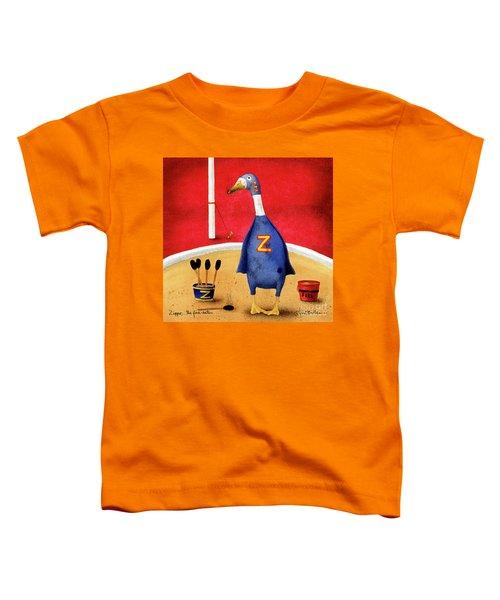 Zippo, The Fire-eater Toddler T-Shirt