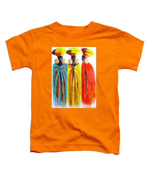 Zulu Ladies Toddler T-Shirt