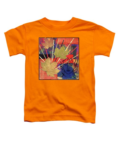 Michael The Angel Toddler T-Shirt