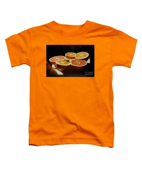 Citrus 3 Toddler T-Shirt