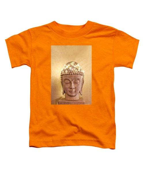 Dawn Buddha Toddler T-Shirt