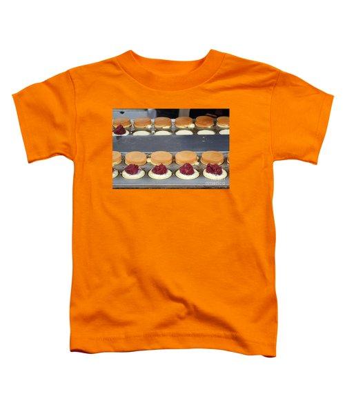 Making Red Bean Cakes Toddler T-Shirt