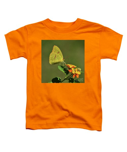 Painted Sulfur Toddler T-Shirt