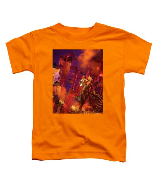 The Discovery Toddler T-Shirt