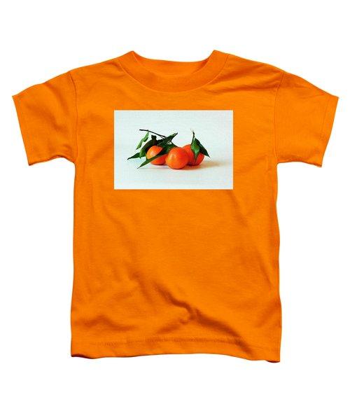 11--01-13 Studio. 3 Clementines Toddler T-Shirt