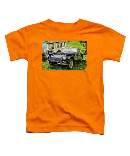 Austin Healey Sprite Toddler T-Shirt