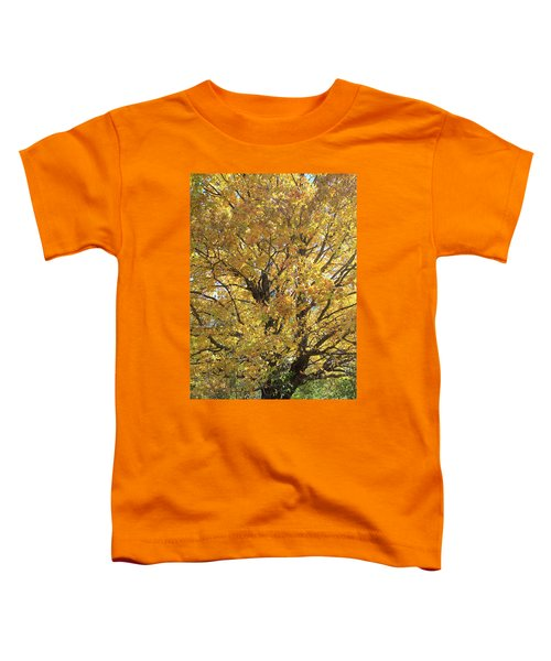 2018 Edna's Tree Up Close Toddler T-Shirt